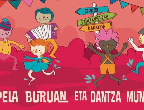 Txapela  Buruan  eta  Dantza  Munduan  –      Lekeitio