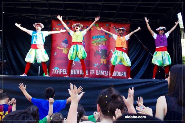 danza baile antzerkia teatro euskera