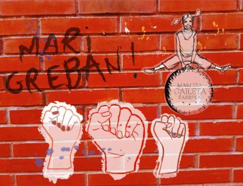8M  Greba  feminista:  Emakumeok*  planto!